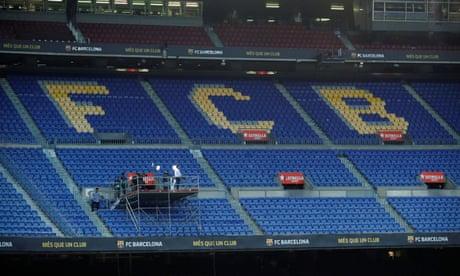 Barcelona v Atlético Madrid: La Liga – live!