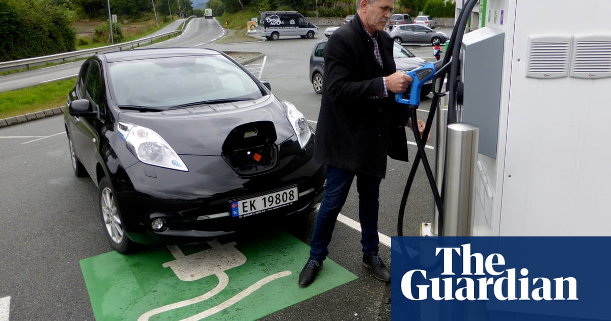 Norway and the A-ha moment that made electric cars the answer
