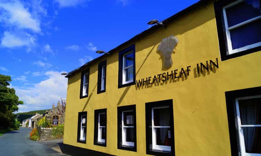 The Wheatsheaf Inn, Low Lorton, Cumbria