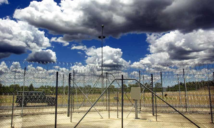 A fence at a correctional centre