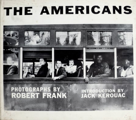 The first American edition of The Americans.