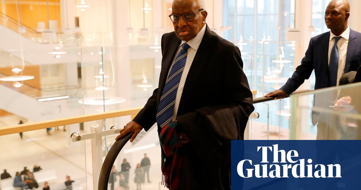Trial of Lamine Diack put back after presentation of new documents