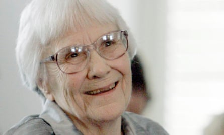 Harper Lee pictured in 2007.