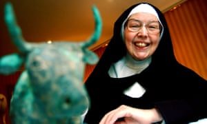 Sister Wendy pictured in 2002.