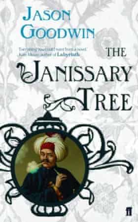 Cover of The Janissary Tree by Jason Goodwin