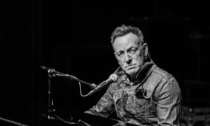 'I have become wildly and absurdly successful writing about something that I have no knowledge of' … Bruce Springsteen.