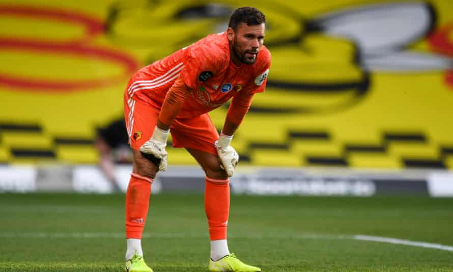 Ben Foster believes Watford's defensive approach against Manchester City backfired as they were well beaten.