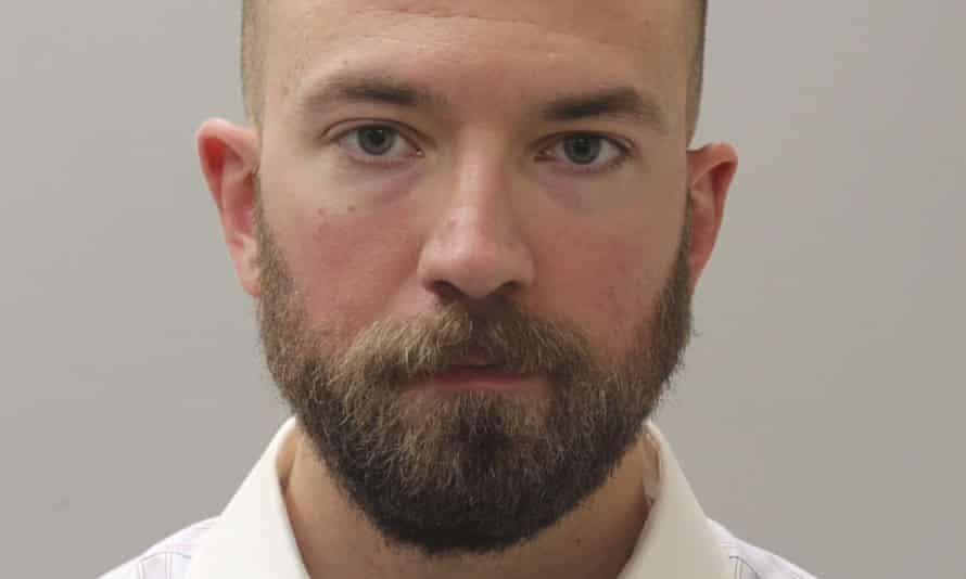 Former Huntsville police officer William Darby.