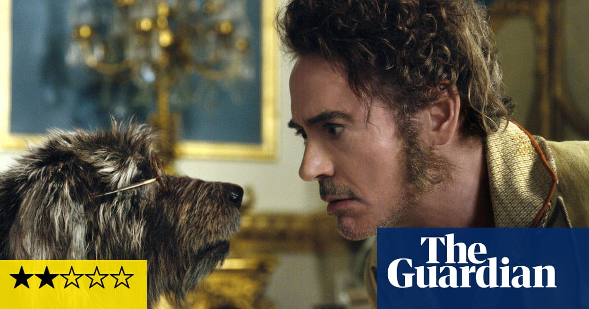 Dolittle review – Robert Downey Jrs middling talking-animals pantomime