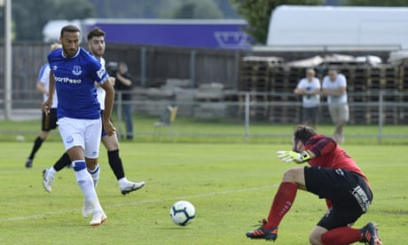 Friendly roundup: Everton win 22-0 in Marco Silva's first game in charge