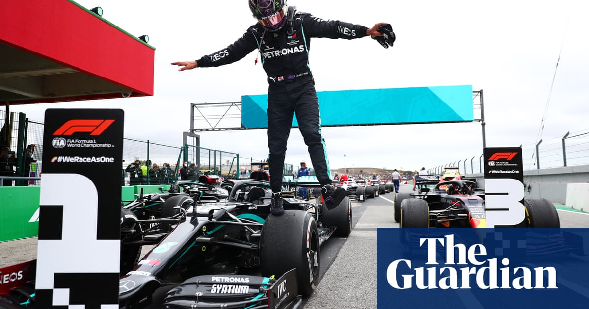Mercedes Wolff hails special driver Lewis Hamilton after landmark F1 win