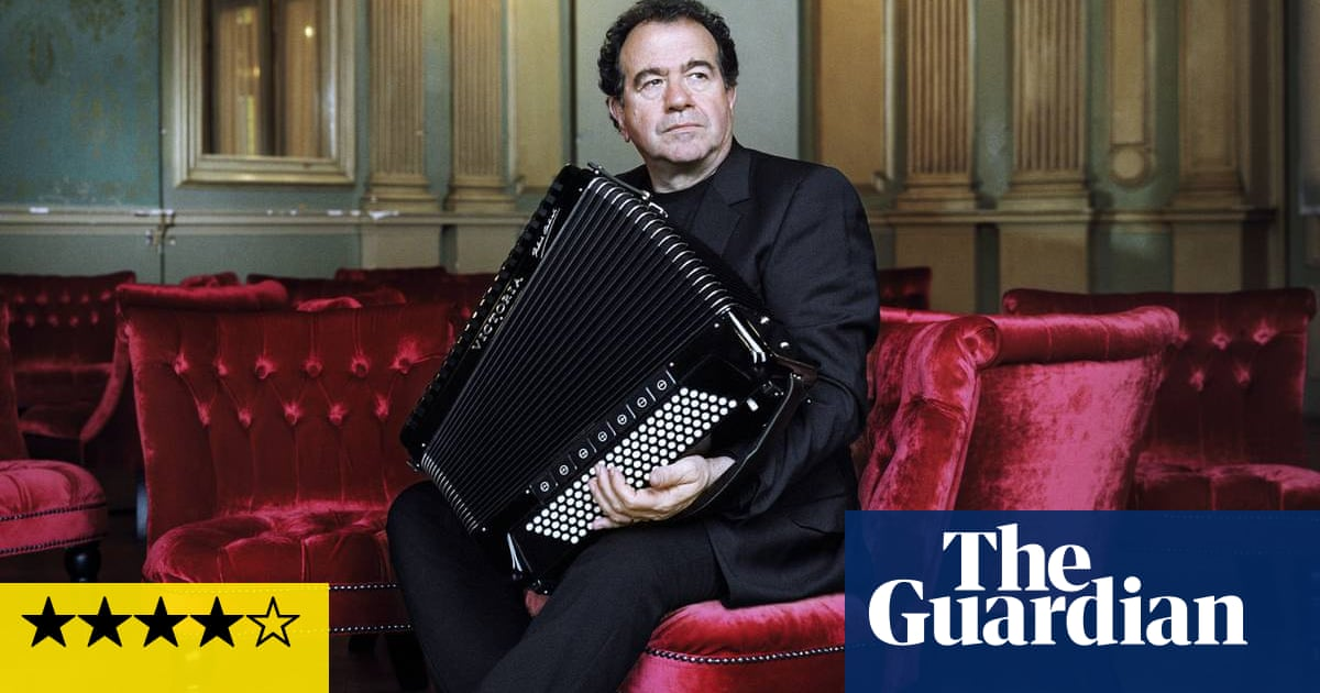 Richard Galliano Quartet: New Jazz Musette review – French