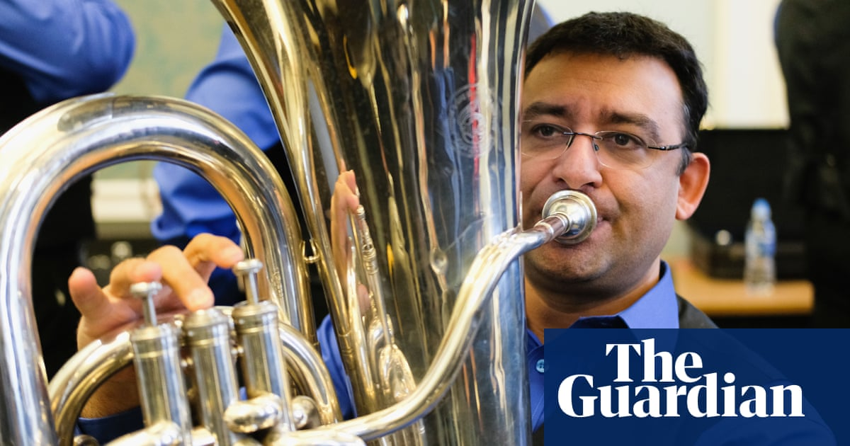Yorkshire brass band regional finals – in pictures | Art and