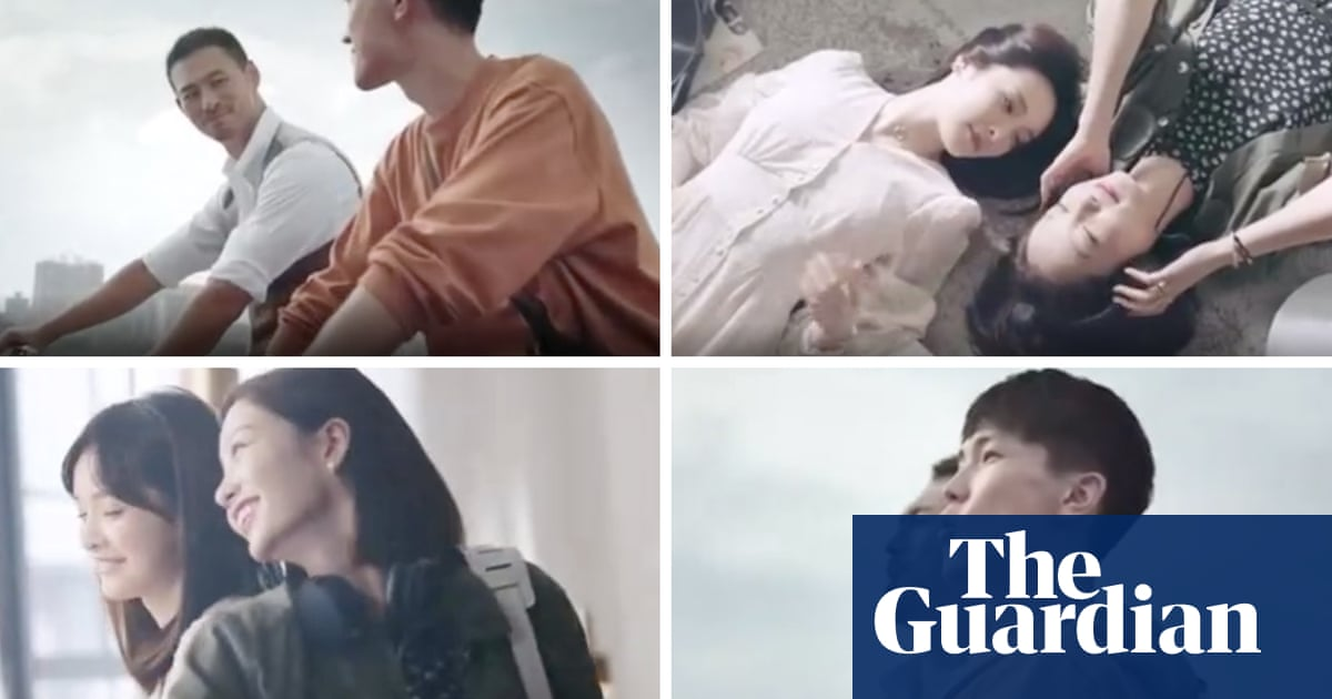 Cartier faces scepticism over China ring ads featuring same-sex couples