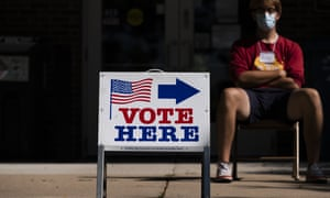 True the Vote says it is promoting 'free and fair elections' but independent election law experts say that historically the group has backed measures to curb minority voting.