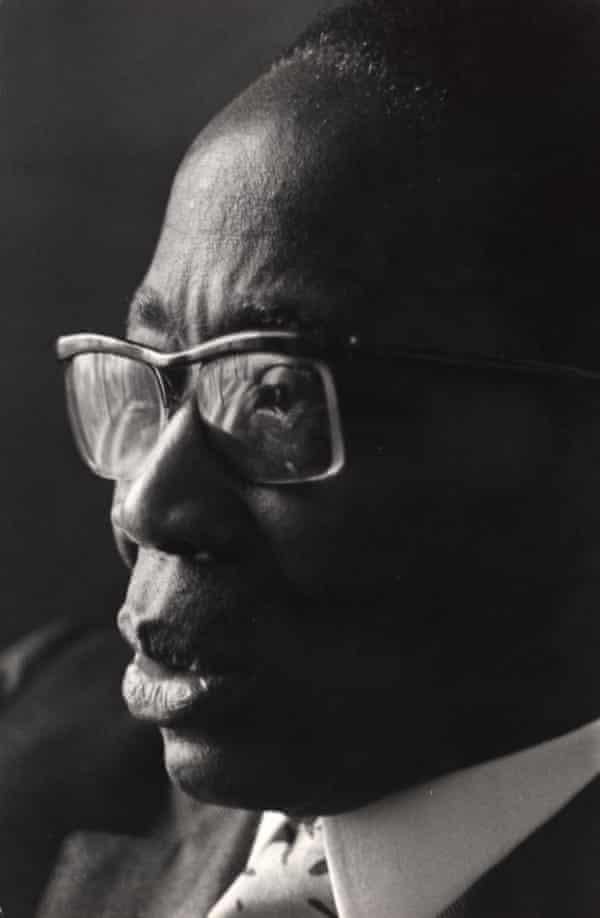 Léopold Sédar Senghor.