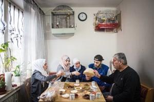 The Abu Rashed family