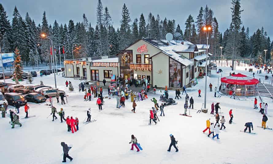Igora ski resort