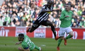 Cheikh N'Doye scored nine goals from midfield fore Angers last season.