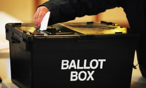 The local elections take place on Thursday.