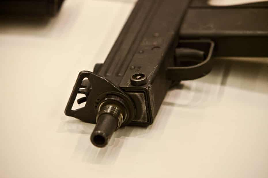 California has some of the country's strictest gun laws, including a ban on high-capacity magazines and assault rifles.