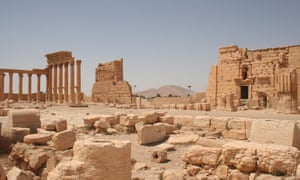 Palmyra, in modern Syria, was one of the sites that Fergus Millar visited in order to explore the linguistic and cultural variety of the eastern Roman empire.