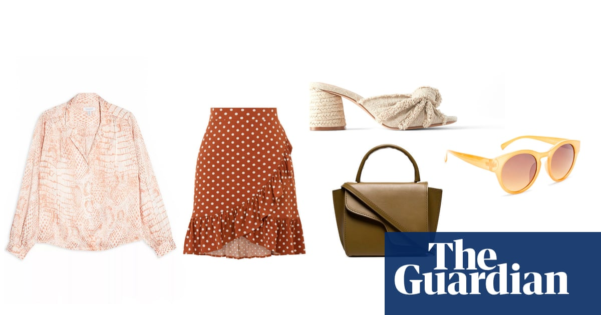 What to wear in August: five looks for five days – in pictures