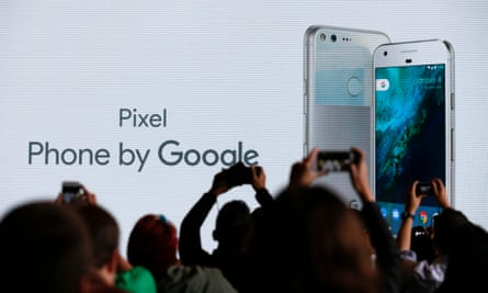 Google launch new smartphone Pixel in San Francisco