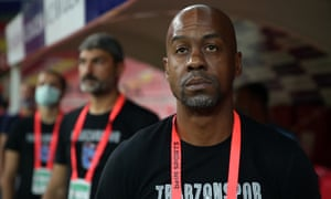 Eddie Newton was appointed as Trabzonspor's permanent head coach on Sunday.