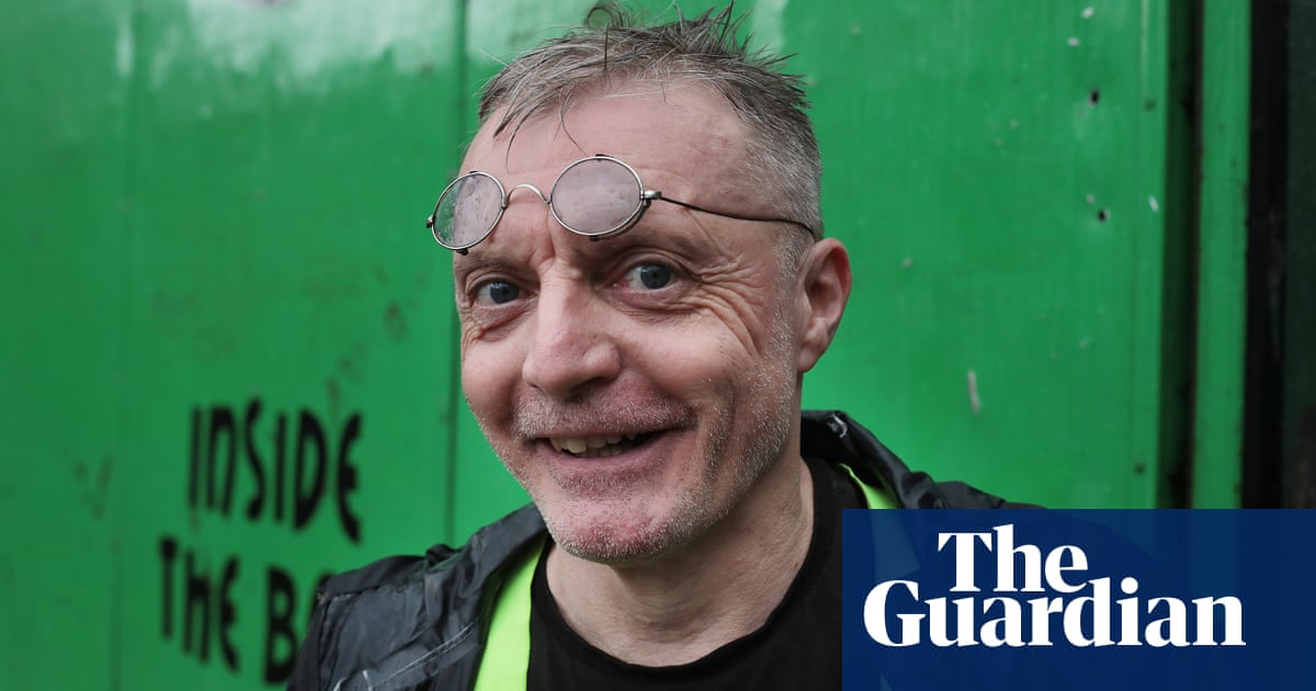 'There's no point in throwing away if you can fix it': a day out with the recycling van