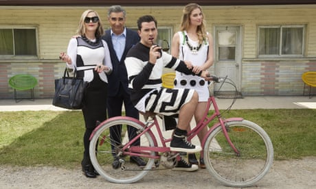 Terrible name, terrific sitcom: how Schitt's Creek became a surprise hit