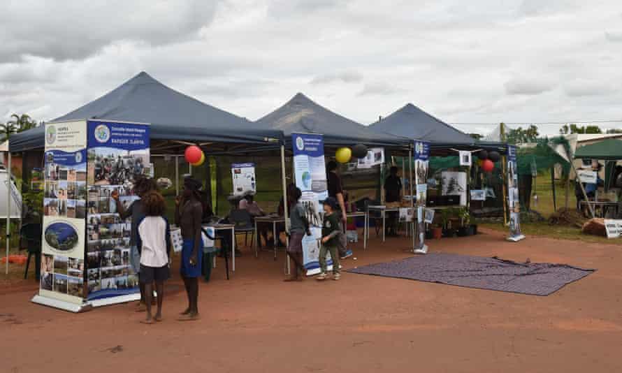 Milingimbi community and work fair