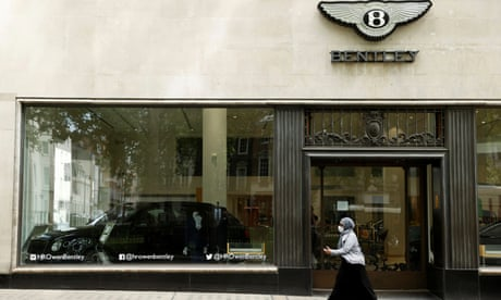 Bentley to cut nearly a quarter of its workforce