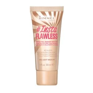 Rimmel London Insta flawless skin tint from Superdrug