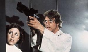 Can he still cut it with a lightsaber? ... Mark Hamill returns as Luke Skywalker in Star Wars: Episode VIII.