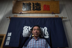 São Paulo has the largest Japanese diaspora in the world – 665,000 people in the city have Japanese ancestry. Many are in the Liberdade neighbourhood, which was settled by immigrants fleeing the first world war. Takashi Okuno, 74, set up home there when he moved to Brazil at the age of 18