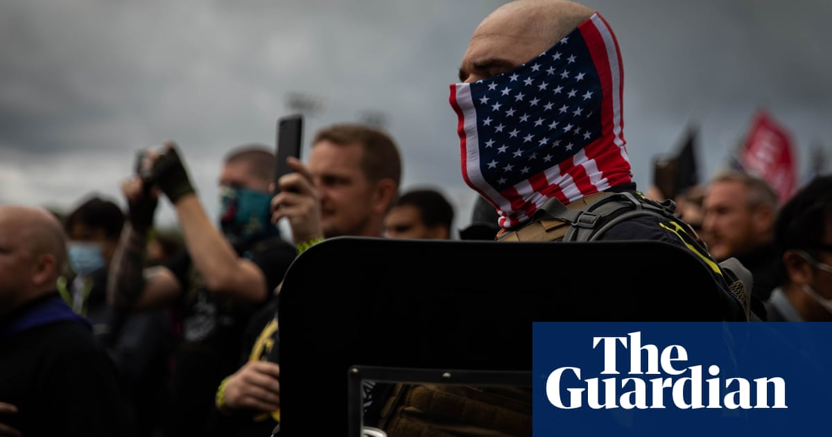 Far-right terror poses bigger threat to US than Islamist extremism post-9/11
