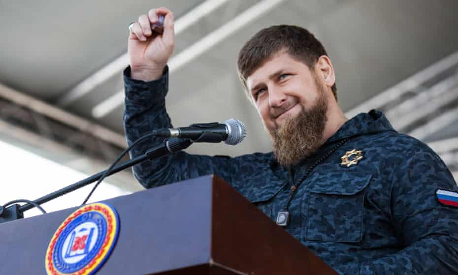 Chechnya's leader, Ramzan Kadyrov, denies the persecution claims, saying there are no gay men living in the republic.