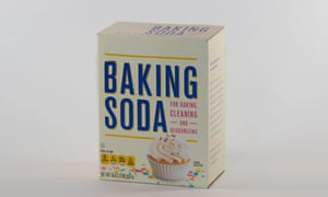Keep an open box of bicarbonate in the bottom to deal with odours.