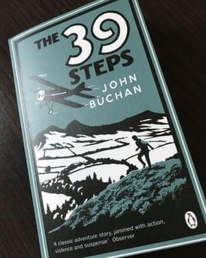 The 39 Steps by John Buchan