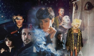 Montage of Philip K Dick film and TV adaptations