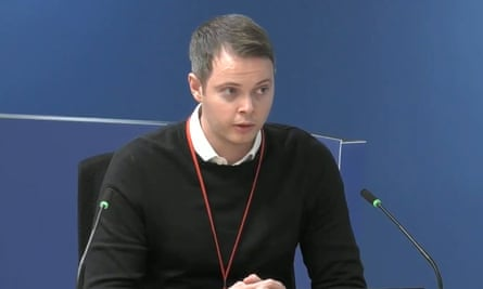 Jonathan Roper, ex-assistant product manager