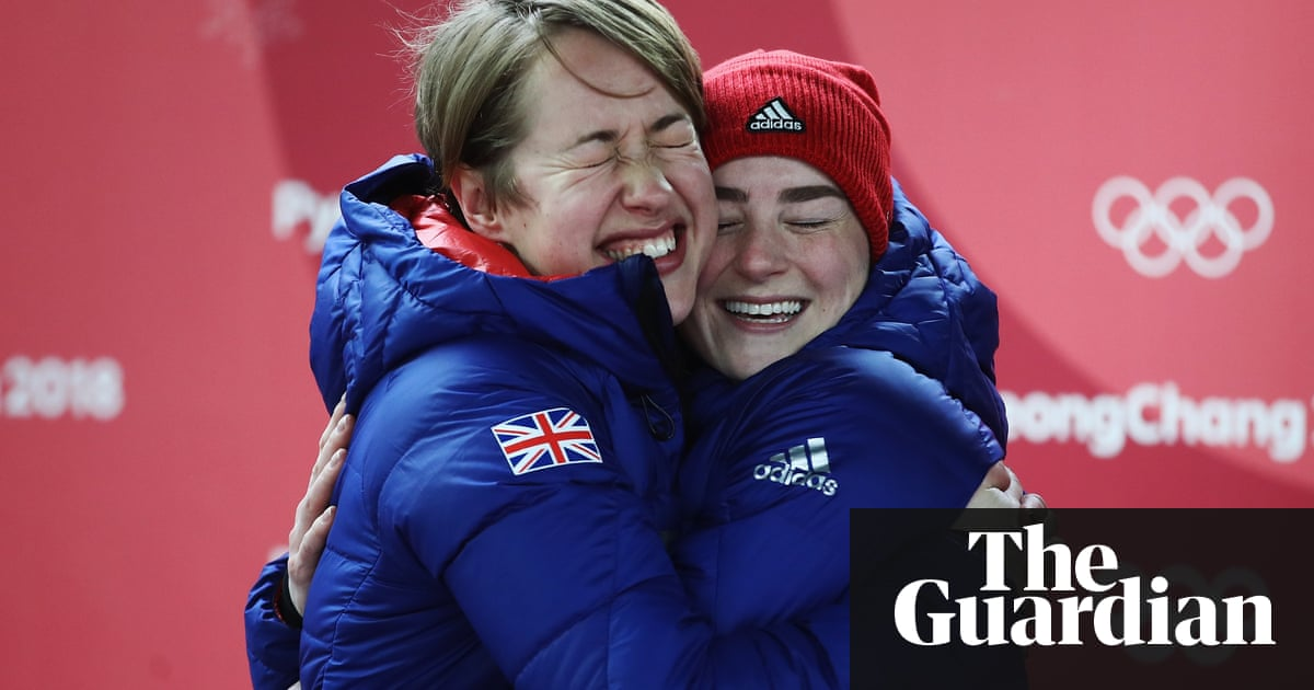 Image result for women's skeleton olympics 2018 medallists