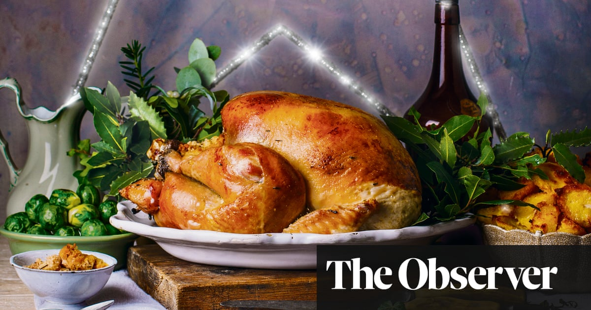 Christmas Duck Recipes.20 Best Christmas Recipes Part 4 Food The Guardian