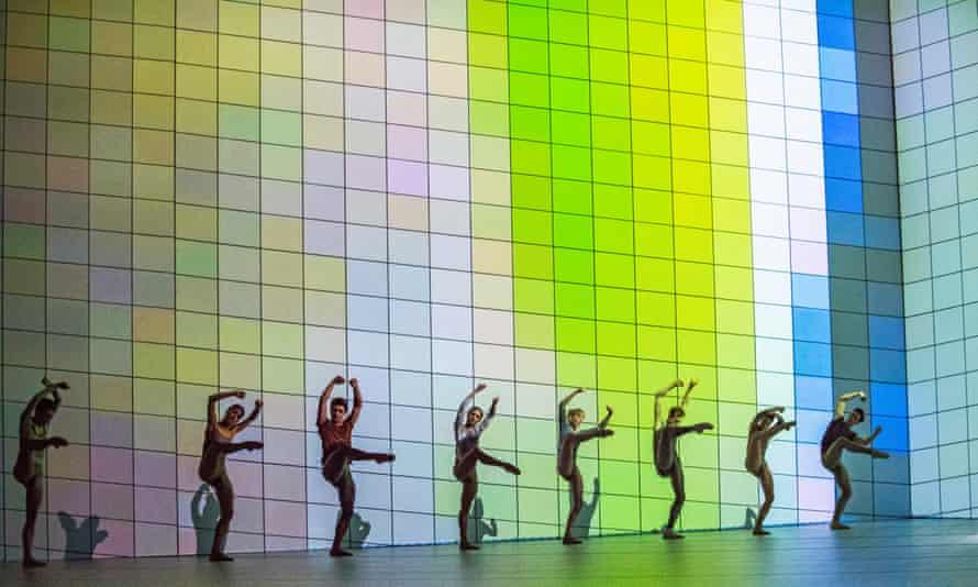 Multiverse at the Royal Opera House, London.