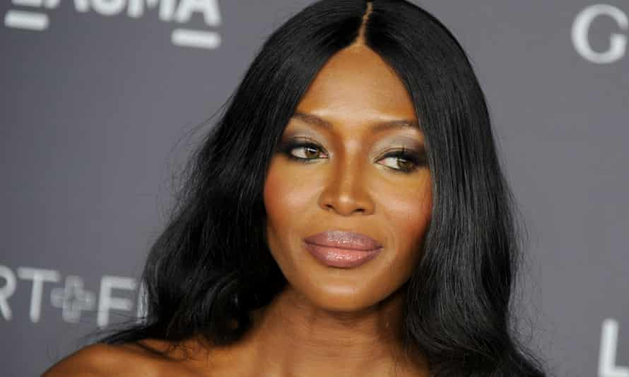 Naomi Campell said that 'I'm not pleased at how [Enninful] has been treated. I find it racist. It's like a vendetta and it should stop.'