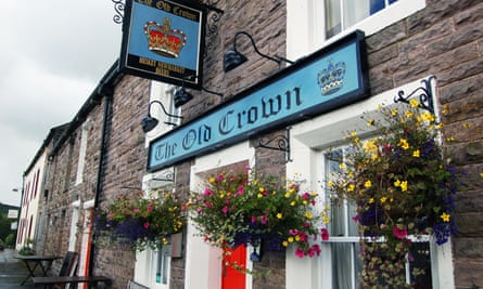 The Old Crown, Hesket Newmarket, Cumbria