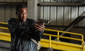The game is on … Corey Hawkins as Eric Carter in 24: Legacy.