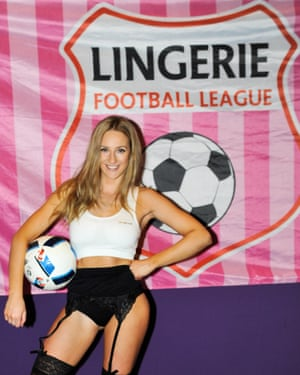 The Lingerie Football League