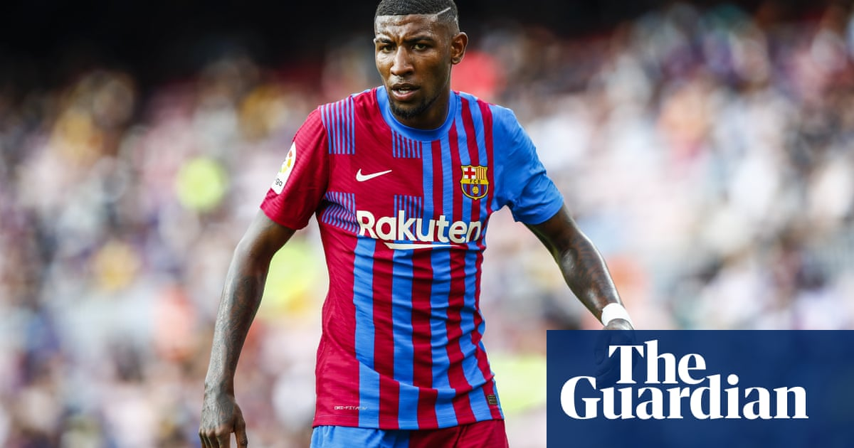 Tottenham reach agreement with Barcelona for €30m Emerson Royal